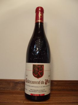 Domaine Benedetti: Châteauneuf du Pape Rouge 2010