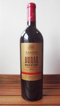 Domaines Bunan: Moulin des Costes Bandol Rouge Charriage 2013