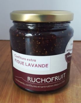 Ruchofruit: Confiture Figue Lavande